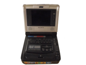 デジタルビデオカセットレコーダーGVD-800
